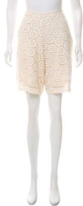 See by Chloe High-Rise Lace Shorts w/ Tags