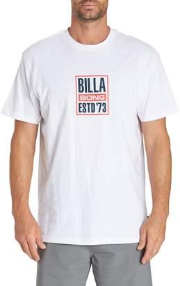 Billabong Blocked Logo T-Shirt