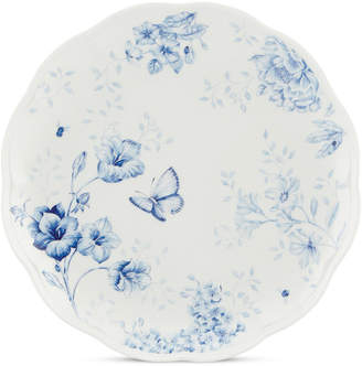 Lenox Dinnerware, Butterfly Meadow Toile Dinner Plate