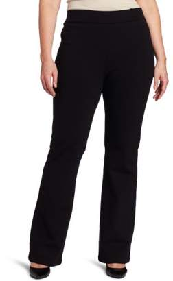 NYDJ Women's Plus Size Belinda Ponte Bootcut Pant