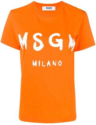 cc514c5e MSGM Orange Women's Tops - ShopStyle