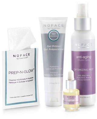 NuFace Keep Glowing Hydrating Renewal Kit
