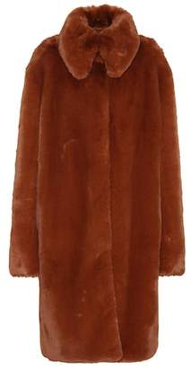 Rokh Faux fur coat