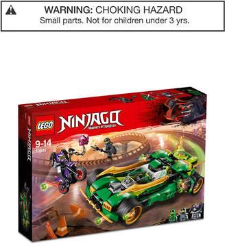 Lego Ninja Nightcrawler Set 70641