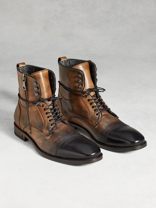 Fleetwood Service Boot $798 thestylecure.com