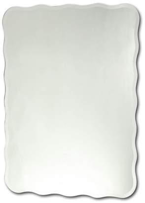 Chloé Lighting Lighting RANGLEY Large Frameless Wall Mirror 24x32