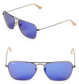 Ray-Ban 58MM Caravan Sunglasses