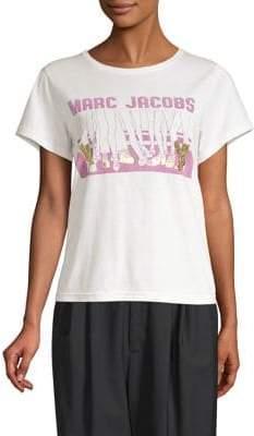 Marc Jacobs Graphic Logo Tee