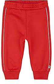 Molo Kids Infants' Sid Cotton-Blend Track Pants - Red