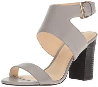 Nine West Women's Brynlee Leather Dress Sandal
