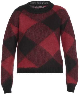 Woolrich Check Patterned Sweater