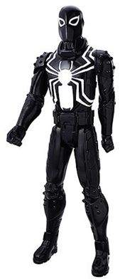Spiderman Ultimate Marvel Titan Hero Series Web Warriors - Agent Venom