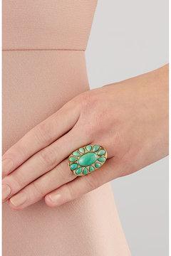 Aurelie BidermannAurélie Bidermann Gold-Plated Ring