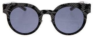 Maison Margiela Mykita + Tinted Round Sunglasses w/ Tags