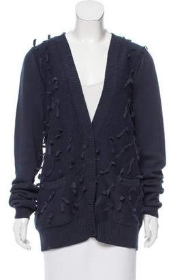 See by Chloe Textured Lightweight Cardigan