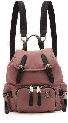 Burberry Small Backpack - Womens - Light Pink