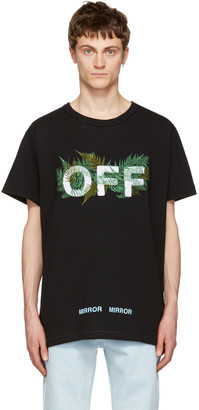 Off-White Black Ferns T-Shirt $335 thestylecure.com
