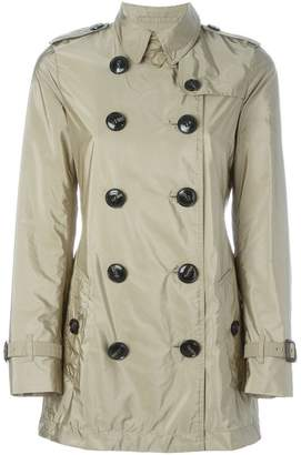 Burberry 'Kerringdale' double-breasted raincoat