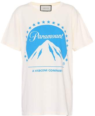 Gucci Paramount cotton T-shirt