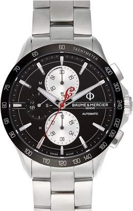 Baume & Mercier Clifton Limited Edition Automatic Bracelet Watch, 44mm