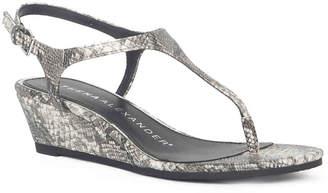 Athena Alexander Linus Wedge Sandal - Women's