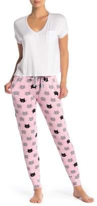 Couture PJ Cat Pj Pants
