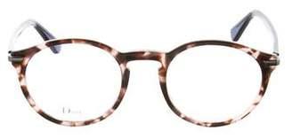 Christian Dior Essence 5 Tortoiseshell Eyeglasses w/ Tags