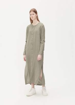 Bassike Longer Line Shirt Dress