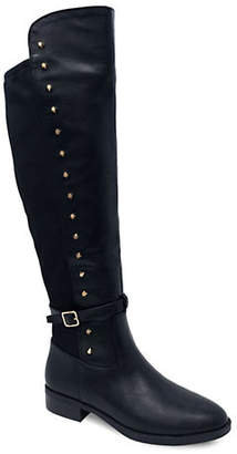 EXPRESSION Lima Studded Riding Boots