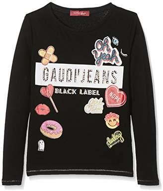 Gaudi' Gaudì Girl's 721JD64002 M/Lunga T-Shirt,140 cm