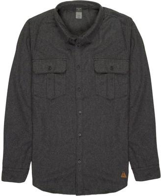 Quiksilver TR Wooly Flannel Shirt - Men's