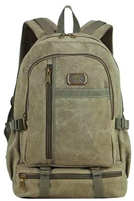 A.K. A.K. Canvas Backpack T191.MG