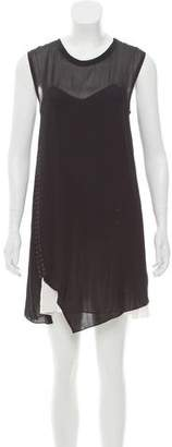 3.1 Phillip Lim Silk Grommet Dress w/ Tags