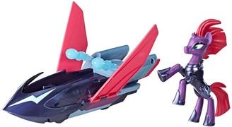 My Little Pony The Movie Tempest Shadow Sky Skiff Figure