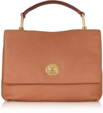 Coccinelle Liya Genuine Leather Satchel Bag