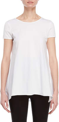 Liviana Conti Scoop Back A-Line Tee