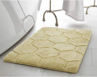 Laura Ashley Home Pearl Honeycomb Bath Mat