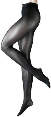 Falke Womens Seidenglatt 40 Denier Semi-Opaque Shining Tights - Small