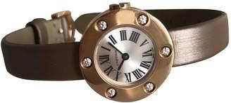 Cartier Gold Pink gold Watches