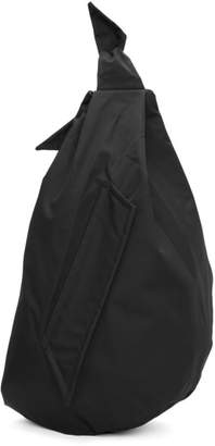 Raf Simons Black Eastpack Edition Sling Backpack