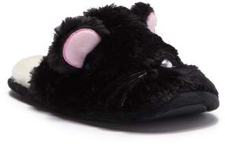 Chinese Laundry Faux Fur Critter Scuff Slipper