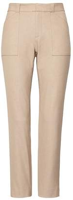 Banana Republic Sloan Skinny-Fit Utility Ankle Pant