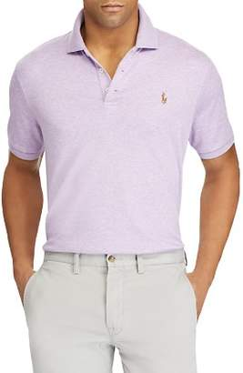 Polo Ralph Lauren Soft-Touch Classic Fit Short Sleeve Polo Shirt