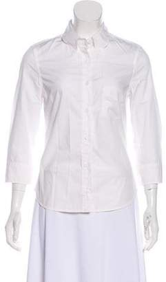 Boy By Band Of Outsiders Long Sleeve Button-Up Top Long Sleeve Button-Up Top