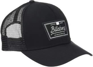 Billabong Snapback Trucker Curve Cap ~ Walled Trucker