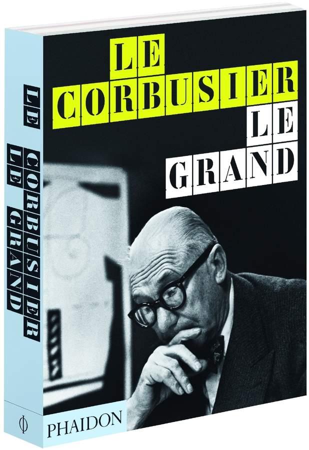 Phaidon Le Corbusier Le Grand Book