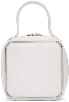 Alexander Wang White Halo Bag