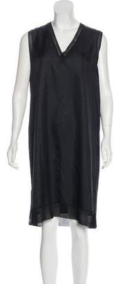 Rag & Bone Knee-Length Silk Dress