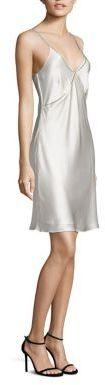 Bailey 44 Karen Satin Slip Dress $268 thestylecure.com