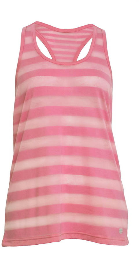 Forever 21 active burnout stripe workout tank